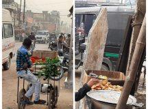 इटवा : अतिक्रमण से शहर में जाम बन रहा नासूर