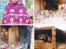 हाय रे नसीबां- डीएम की घोषणा के आठ माह बाद भी जुगिया को नहीं मिला आवास, गूंगे-बहरे भी अवास से वंचित