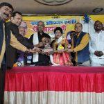 पूर्व डीजीपी बृजलाल ने कहा- बुद्ध भूमि की दुनिया मे अलग पहचान, भुवनेश्वर शर्मा ने आयोजित किया था नागरिक अभिनंदन समारोह