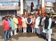 शुभ होली: BJP अध्यक्ष गोबिंद माधव, पूर्व पालिका अध्यक्ष एसपी अग्रवाल, फतेबहादुर, कन्हैया, विपिन ने दी बधाई